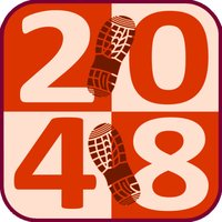 Don't Step on 2048 Tile - Touch Piano Puzzle Numbers