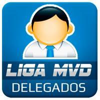 Liga MVD - App Delegados