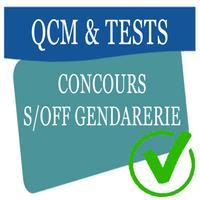QCM CONCOURS S/OFF GENDARMERIE