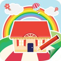 3D Coloring-Playing House