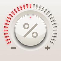 Percent Mate HD Calculator