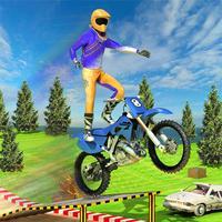 Moto Bike Stunt Race