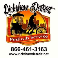Rickshaw Detroit Pedicab