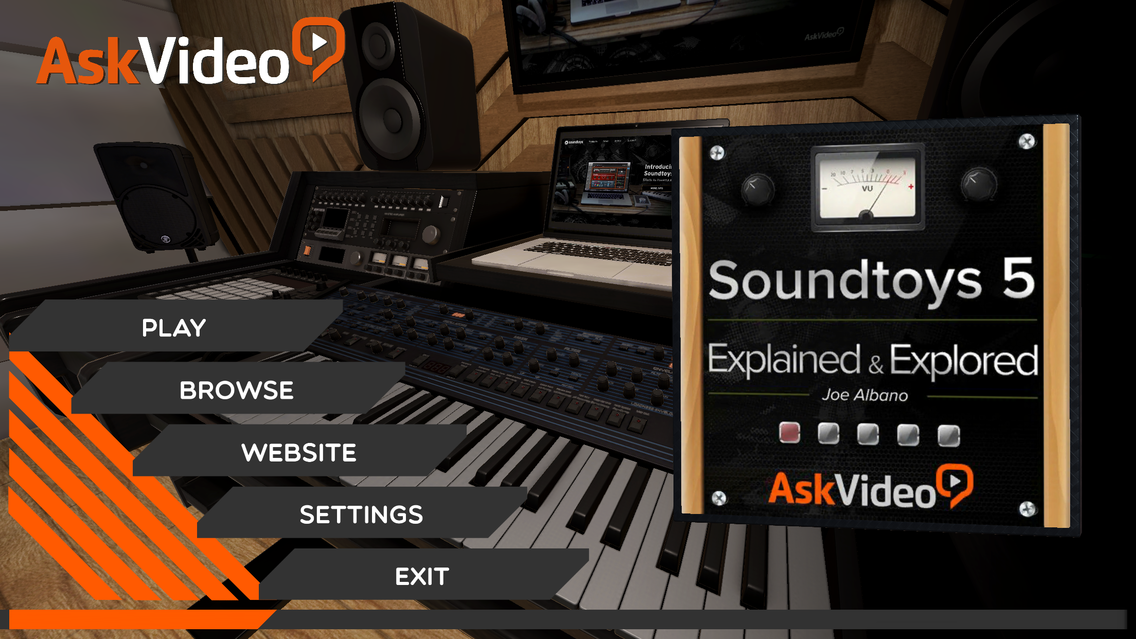 Soundtoys 5 Course By AV 101 App for iPhone - Free Download