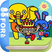Let's clap our hands (FREE)   - Jajajajan Kids Songs & Coloring picture books series