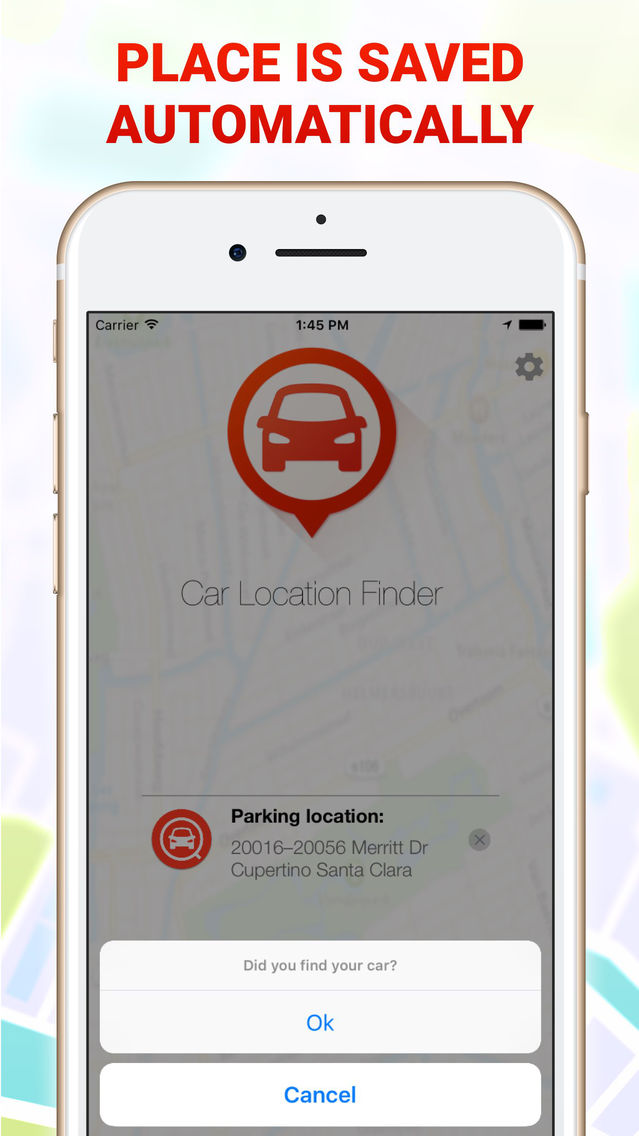 Car Location Finder App For Iphone Free Download Car Location