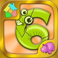 Digits Jigsaw Puzzle - Numbers and Operations
