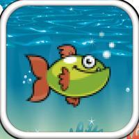 A Tappy Fish Flap - Flying Hoppy Floppy Fishy