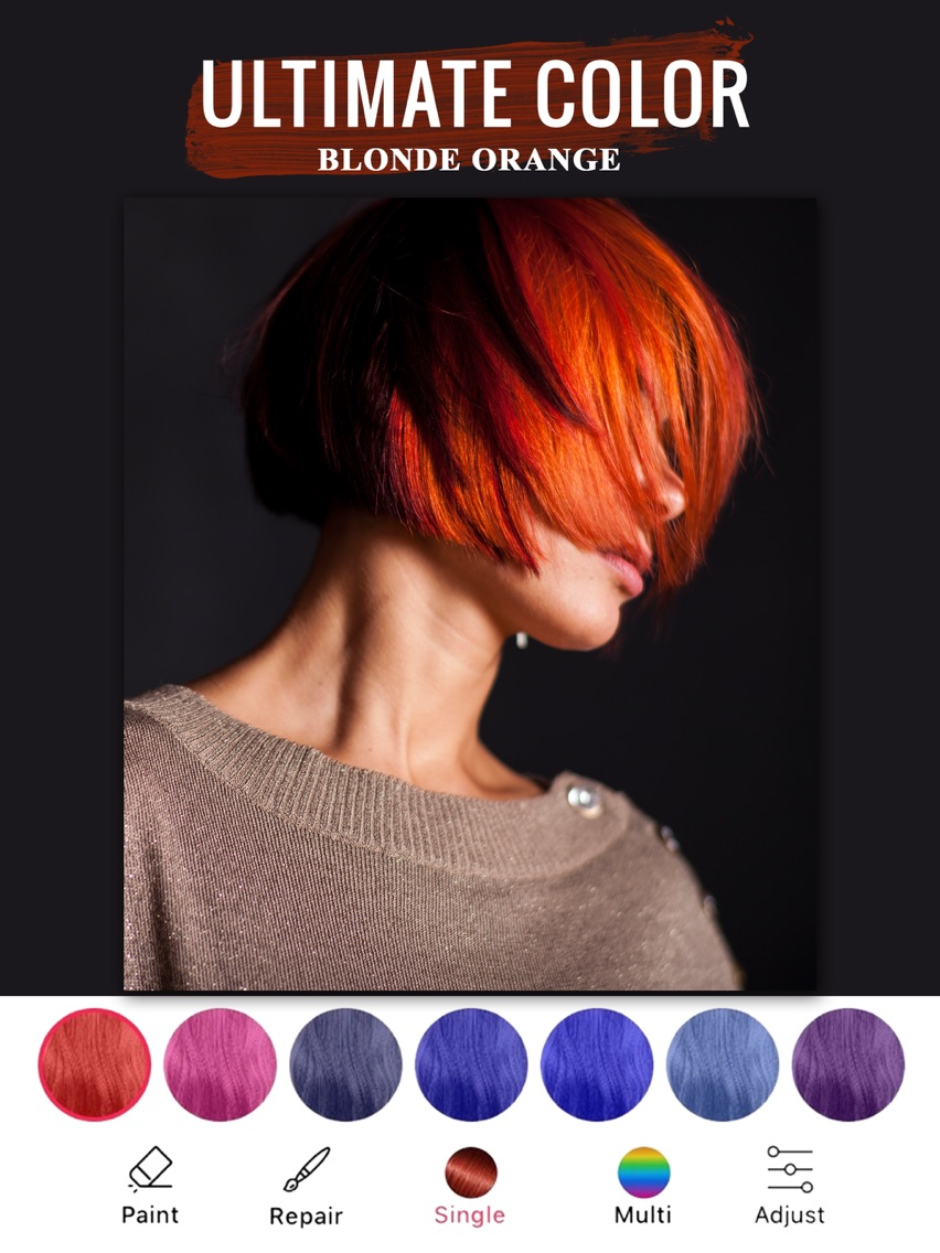 Best Hair Color Changer App Hair Color Dye App App For Iphone Free Download Best Hair Color Changer App Hair Color Dye App For Ipad Iphone At Apppure