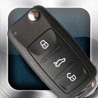 Car Key Lock Remote Control Simulator