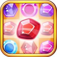Gems Dash Match3 - Fun Puzzle World Game