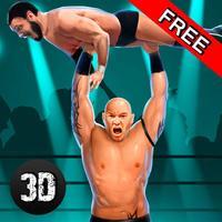 Wrestling Revolution Fighting 3D
