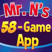 Mr. Nussbaum 46 Game Super App