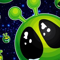 Crazy Alien Emoji