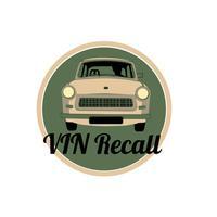 VIN Recall Free