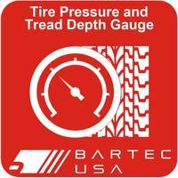 BARTEC USA - BT Tire Gauge