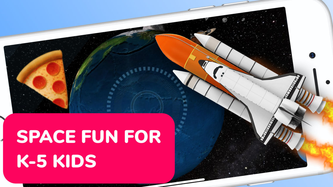 Solar System Planets for Kids App for iPhone - Free Download