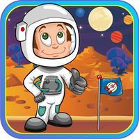 Space Boy Runner