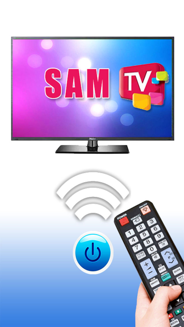 iphone app for samsung smart tv remote