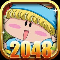 """2048 PUZZLE """" Mirmo-Zibang ! """" Edition Anime Logic Game Character.s"""