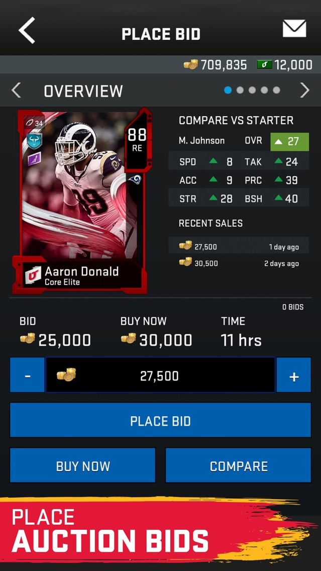 Madden NFL 20 Companion App for iPhone - Free Download