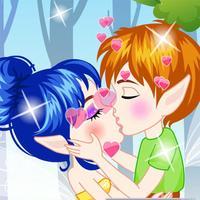 Kissing fairy Princess