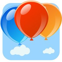 Happy Balloon - balloons game - balloon pop