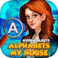 Hidden Objects : My House Alphabets