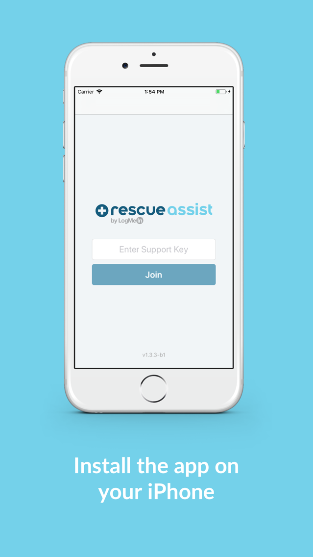 RescueAssist by LogMeIn App for iPhone - Free Download