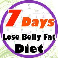 7days Diet!Lose Belly Fat Diet