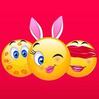 Adult Emojis – Naughty Couples
