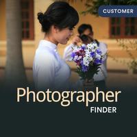 Photographer Finder Customer