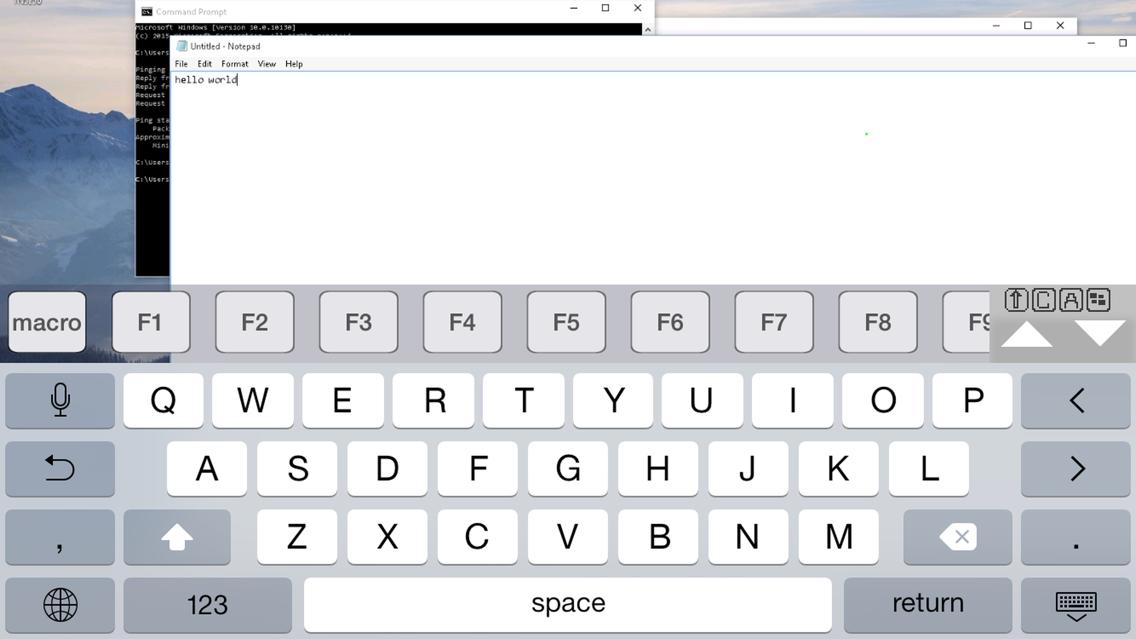 Remote Desktop - RDP App for iPhone - Free Download Remote Desktop