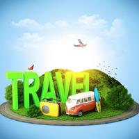 自由行旅游英语天天说 - 出境游英语口语