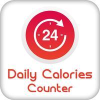 Daily calories counter