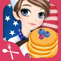 American Pancakes - learn how to make delicious pancakes with this cooking game!