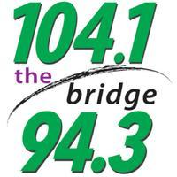 """104.1 & 94.3 """"The Bridge"""""""