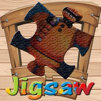 Cartoon Jigsaw Puzzles Game For Nights at Freddy's