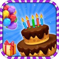 Birthday Cake Maker - Crazy Cooking Adventure!