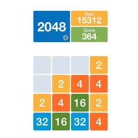 2048 Powers of Two
