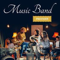 Music Band Provider