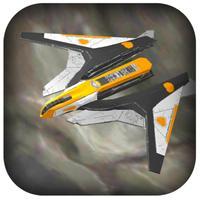 3D Air-Craft Galaxy Rocket - A Super-Hero Twist Hovercraft Tunnel Fly