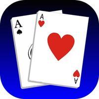 Ace Card Throw: Magician Love Poker Free