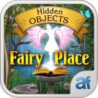 Hidden Objects Fairy Place & 3 puzzle games