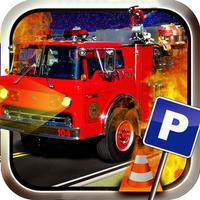 Fire Fighter Emergency Parking 2016: Risky Rescue in Las Vegas City
