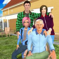 Happy Family Grandpa Simulator