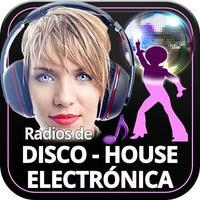 Radios Disco House & Electrónica