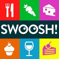 Swoosh! Guess The Food Quiz Game With a Twist - New Free Word Game by Wubu