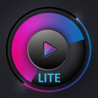 Night Light LITE - Mood Light with Music, NightLight with sound sensor, Time Display & Alarm Clock