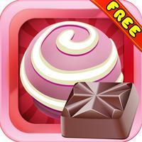 Chocolate Crush Mania : - A match 3 puzzles for Christmas season